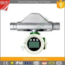 DN15mm Coriolis mass flow meter, digital flow meter, digital air flow meter