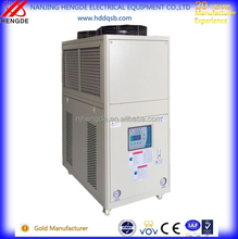 Smart chilling machine air cooled chiller for polywood industry