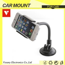 smartphone car mount with long neck smart phone car holder