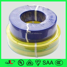 Europe power cable for hotplate,3 core 0.75mm flexible wire with vde certificates