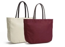 wholesale fashion Canvas beach bags woman handbag