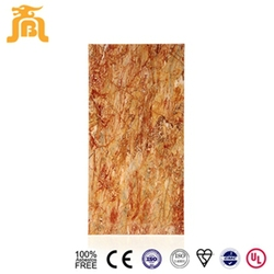 Surface Texture Durable Multipurpose Fiber Cement Board For Art Decoration