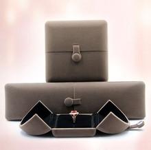 High quality custom made Velvet Jewelry Box