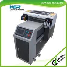 Hot selling! a2 digital cell phone case printer uv printer FREE rip software provided a2 uv digital flatbed printer
