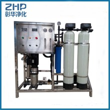 ZHP-PW 250L/H full automatic drinking ro purifying water treatment