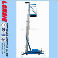 LISJL0.1-6 Hydraulic single post lift/1 post lift/one man lift