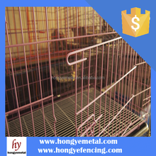 mesh cage Folding stackable storage pallet wire mesh cage