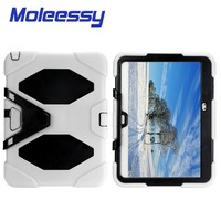 kid proof rugged tablet case for 10.1 inch tablet for samsung galaxy tab 3 /P5200/5210