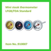 Top popular good cook meat thermometer with kitchen thermometer
