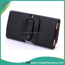 Factory Direct Perfect Design Promotional Soft Pu Waist Cell Phone Belt Bag