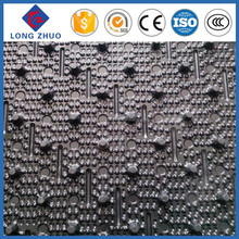 Open and closed cooling Tower Fill sheets PVC filler, Fill film