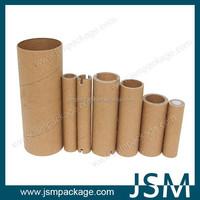 JSM PACKAGING Wholesale Round Cardboard Tube paper core