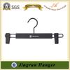 Manufacture Low Price Clip Pants Hanger Plastic Bottom Hanger