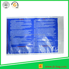 high quality security express bag for airline/police/government /hospital