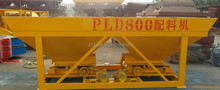 Weigh Batching Concrete Mixer plant concrete resurfacing PLD2400