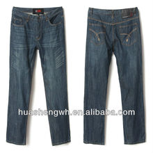 2012 mens most popular jeans pure cotton