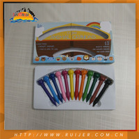 Best Quality China Made Durable Custom Crayon Colors