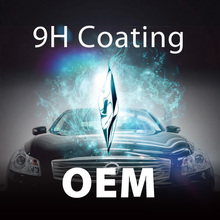 the high quality 100% coaring car care products 9H
