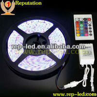 5050 3528 Certificated RGB addressable rgb led strip digital