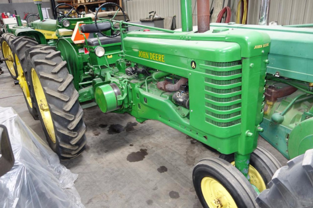 1951 john deere model a pictures to pin on pinterest