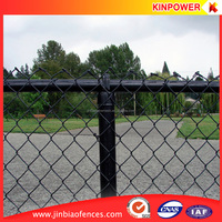chain link wire gate design/ used chain link fence for sale factory