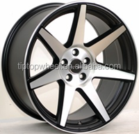 wheel 4x100 car rims fit for honda china wheel 17 inch matte grey