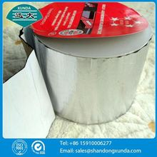 reinforced self adhesive decorative covering