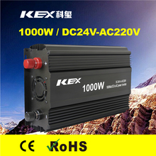 300W to 3000W power inverter wiring dc 24v ac 220v 1000w power inverter with fire prevention circuit board KEX-31000(2)