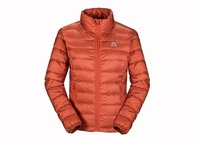 Chinese manufacturer whole sale men winter slim fit light thermal warm down jacket