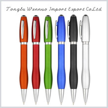 Wholesale high quality useful flat ballpoint pen
