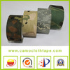 Decorative waterproof duct camo tape/outdoor hunting camouflage camo tape