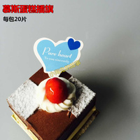 New arrival products birthday cupcake cake topper for decorating