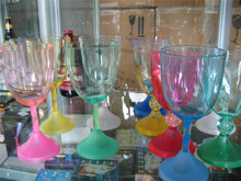 Alibaba China supply led flashing ice cup for wedding decoration