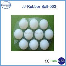 rubber bouncing ball/Rubber Ball/custom solid rubber balls