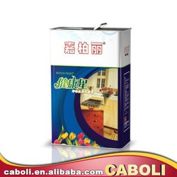 Caboli wood lacquer painting varnished wood