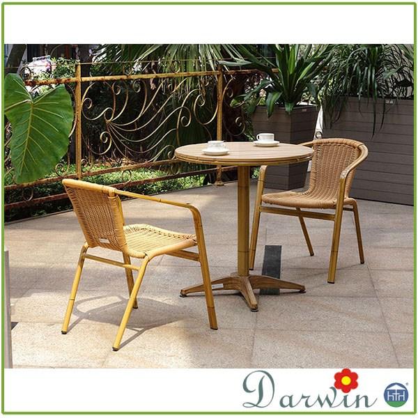 Muebles de mimbre baratos patio muebles de jardn mimbre for Conjunto rattan barato