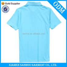 China Manufacture Fashion Mens Polo Tshirts Nice Quality Cheap Price