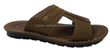 Zapato de bebé de la pu sandalias de hombre del estilo