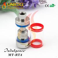 Indulgence MT-RTA Mutation reusable e cigarette ego tank VS e-cigarette turbo tank