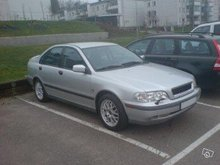Volvo s40 1,6 1999,EURO;2300 car Reserved
