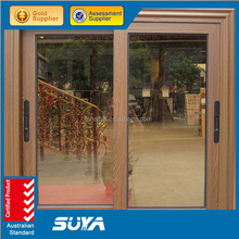 modern brand hot - selling thermal break aluminum sliding window with fly screens for canada