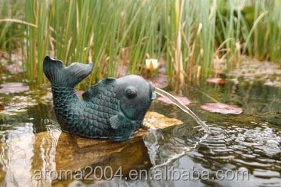 Dessin animaux étang cracheur grenouille eau fontaine ...