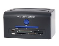 Hot selling durable hdd docking station High speed USB2.0 data transfer