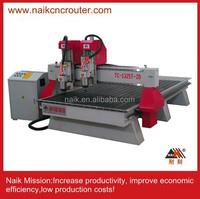 3D CNC router price /Wood carving machine for MDF,aluminum,alucobond,PVC,Plastic,foam,stone
