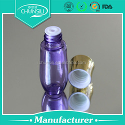 2015 new product hot sale OEM 60ml raw materials for plastic bottle
