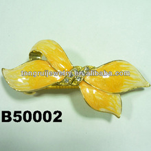wholesale enamel metal barrettes for thick hair