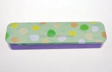 cute pencil case for children tin box