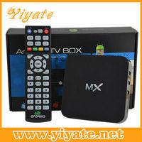Dual Core 1.5GHz MX 1GB/8GB XBMC dual core full hd media player 1080p android 4.2 tv box preinstalled xbmc