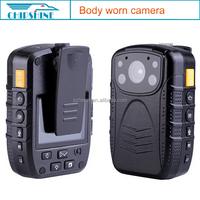 2800mAH Lithium battery full hd 1080p body worn police gsm hidden camera