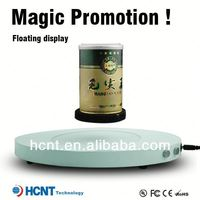 New invention 2013 !! Magnetic Floating pop display ,magnetic floating bottle display